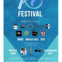 No K.O. Festival, é K-Pop para todo mundo!!!