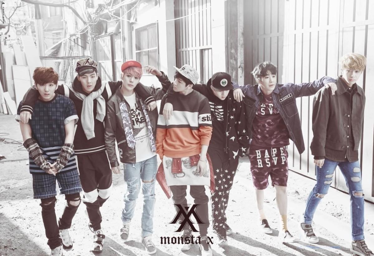 Monsta X: conheça o grupo da Starship Ent.