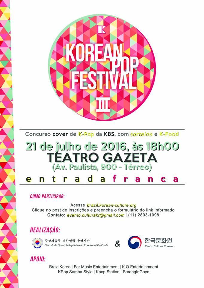 KOREAN POP FESTIVAL